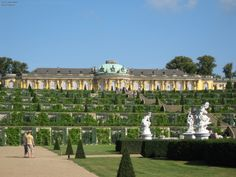 Nemecko, Postupim-Sanssouci-Park 6