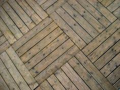 wooden - decking
