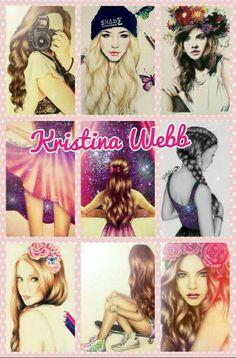Kristina Webb!!! @nerdyngeeky