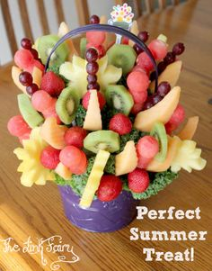 Edible Arrangements Watermelon Bouquet review