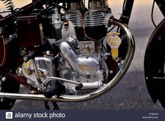 Stock Photo - Royal Enfield Bullet 350 cc 1954 made in England in India Bobber Bikes, Cafe Racer Bikes, Shubh Diwali, Royal Enfield Bullet, India Images, Java, Vectors, England, Exterior