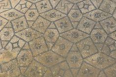 Roman mosaic floor, Volubilis
