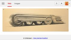 A tribute to Raymond Loewy, father of industrial design whose works, spanning 7 decades, include the slenderised coke bottle, Shell and Exxon logos, the locomotive, Lucky Strike ciggy packaging and Schick electric razors.