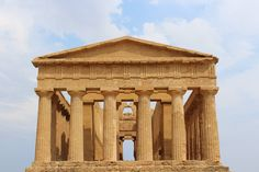 A Guide to Agrigento's Valley Of Temples Magna Graecia, Sicily, Temples, Wander, Gazebo, Greece, Guy, Outdoor Structures, Greece Country