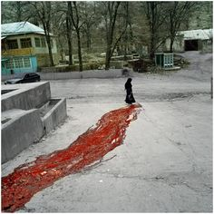 "Davide Monteleone ""Red Thistle"""