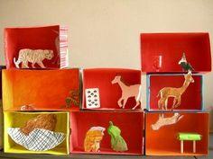 Rijmdozen de vos woont in het bos, de mier drinkt bier, de giraf krijgt straf, de kat zit op de mat, de leeuw zit in de sneeuw Learn To Read, School, Gift Wrapping, Teacher, Letters, Education, Cool Stuff, Learning, Kids