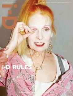 Vivienne Westwood ID cover