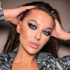 Кристина 💓Make-up Stylist ( Nude Makeup, Glam Makeup, Makeup Inspo, Makeup Art, Makeup Inspiration, Beauty Makeup, Hair Makeup, Hair Beauty, Eye Lens Colour
