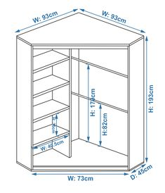 closet layout 859413541379768119 - Source by Corner Wardrobe Closet, Wardrobe Design Bedroom, Master Bedroom Closet, Bedroom Wardrobe, Bedroom Cupboard Designs, Bedroom Cupboards, Closet Layout, Closet Remodel, Pantry Design
