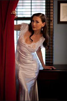 Jane Woolrich Nightdress 31712 & Robe 3188
