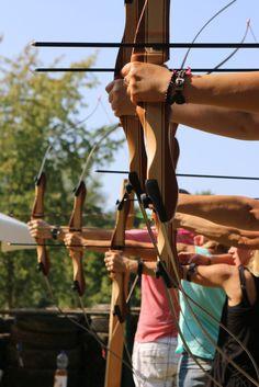 Wir haben für dieses Jahr fertig - Saisonende am SchiederSee | Deutscher Bogensportverlag
