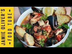 Gennaro S Italian Fish Soup Youtube