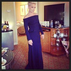 Pink ready for her movie premiere