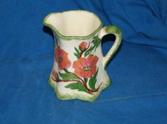 CASH FAMILY Handpainted 4 Pitcher