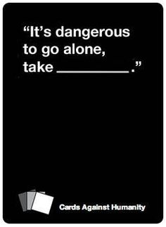 35 Nerdy Cards Against Humanity Cards To Add To Your Deck. King I think we found inspiration for those blank cards! A fuckton of pie might just beat flying sex snakes. John Barrowman, Pokemon, Geek Out, Card Games, Nerdy, Laughter, Geek Stuff, Hilarious, Jokes