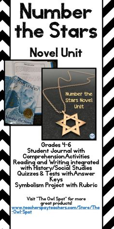 Number The Stars Culminating Activity  Number Students And