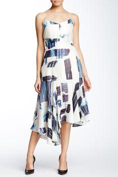 Oki Silk Blend Strappy Dress by tibi on @nordstrom_rack