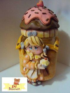 Pote Cozinheira com Cupcake!! - DI Biscuit* Diego & Iterlano* - Terra Fotolog