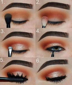 Gorgeous Makeup: Tips and Tricks With Eye Makeup and Eyeshadow – Makeup Design Ideas