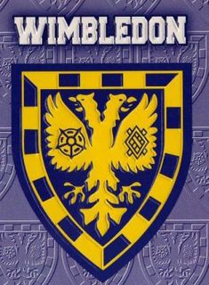 Wimbledon crest.