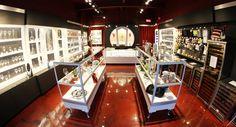 Retail Design | Shop Design , boutique Alambika, Montreal