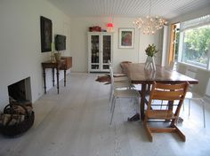 Light Wood Flooring Design Ideas, Pictures, Remodel and Decor