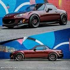 I need darker wheels for my NC.