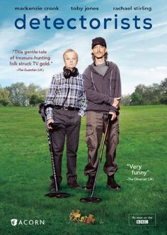 Into detecting AND laughing? Watch Detectorists on Netflix. You're sure to enjoy…
