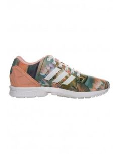 pretty nice b682c 86735 Adidas Zx Flux Femme, Adidas Originals, Adidas Sneakers, Baskets, Adidas  Shoes, Roses, Hampers, Basket