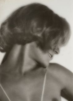 Assia's profile 1930 Germaine Krull
