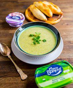Höstmys med Crème Bonjour - Zeinas Kitchen Curry, Fruit, Kitchen, Food, Bonjour, Curries, Cooking, Kitchens, Essen