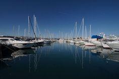 Port at Antibes