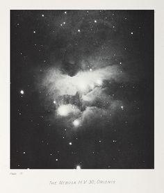 [][][] The Nebula H.V. 30, Orionis  Keeler, James Edward, b.1857 - 1900
