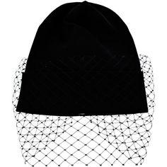 JIL SANDER Beanie Hat ($460) found on Polyvore