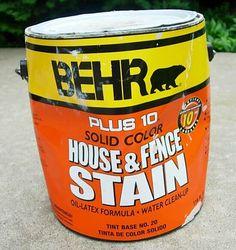 Behr-Plus-Solid-Color-House Farm Fence, Backyard Fences, Fenced In Yard, Yard Fencing, Horse Fence, Rustic Fence, Fence Art, Pool Fence, Gabion Fence