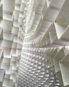 The 2016 Serpentine Pavilion designed by Bjarke Ingels Group...