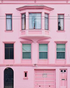 One of my favorite houses in San Francisco