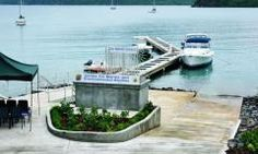 The University of the Virgin Islands unveiled a new dock at the MacLean Marine Science Center overlooking Brewers Bay on the St. Thomas campus Friday. The new dock will greatly increase the university's Center for Marine and Environmental Studies ability to do marine research safely, according to UVI.