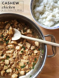 Freckles in April: Cashew Chicken Asian Recipes, Real Food Recipes, Cooking Recipes, Asian Foods, Healthy Recipes, April Recipe, Easy Dinner Recipes, Dinner Ideas, Cashew Chicken