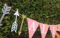 Aztec Banner, Arrow Banner, Custom Banner, Aztec Birthday Banner, Boho Banner, Glitter Arrow Banner, Aztec glitter Banner,Custom Name Banner by LucasAndMeCreations on Etsy https://www.etsy.com/listing/246734021/aztec-banner-arrow-banner-custom-banner
