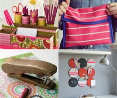 10 The Best Diy Back-to-school Crafts Found On Pinterest