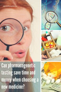 Can pharmacogenetic testing save time and money when choosing a new medicine? Personalized medicine is exciting, but is it ready for prime time? Personalized Medicine, Health Resources, Prime Time, Genetics, Drugs, How To Find Out, Money, Learning, Adhd
