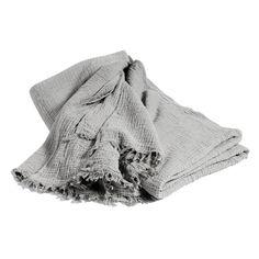 Crinkle sängöverkast från HAY. Ett härligt överkast som är tillverkat av bomull som passar utmärkt a...