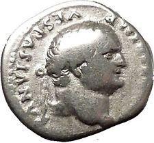 TITUS son of Vespasian 77AD Silver Ancient Roman Coin Mars War God i53126 https://trustedmedievalcoins.wordpress.com/2015/12/10/titus-son-of-vespasian-77ad-silver-ancient-roman-coin-mars-war-god-i53126/