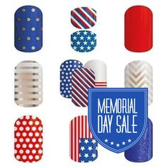 Jamberry Memorial Day Sale when you order through my page. katelynntan.jamberrynails.net Jam On, I Site, Jamberry, Memorial Day, Memories, Nails, Memoirs, Finger Nails, Souvenirs