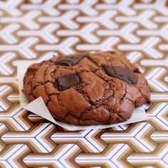 Cakes in the city: Mortellous chocolate cookies
