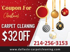 Dallas Texas Carpet Cleaning will help you clean off all the dirt from the deeper carpet fibers using organic cleaning products. Call now for a free estimate! Organic Cleaning Products, Steam Cleaners, How To Clean Carpet, Dallas, Merry Christmas, Free, Merry Little Christmas, Wish You Merry Christmas