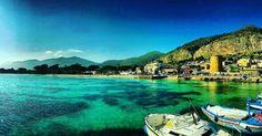 It's always summer in Sicily!