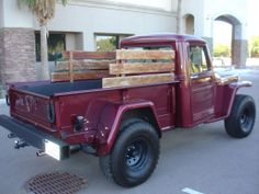 willys trucks restored | 1954 Truck Phoenix, AZ **SOLD**