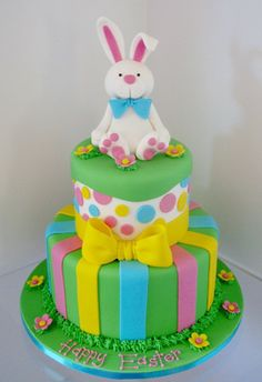 Easter Cake..... This so cute!